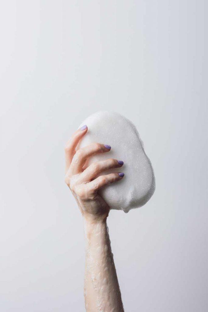 Detoxifying Soap