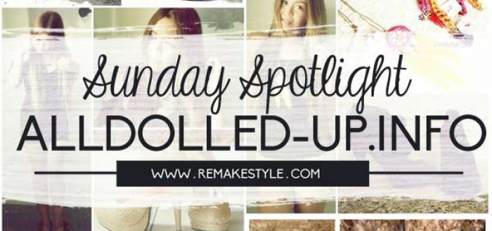 Sunday Spotlight: Yesha of Alldolled-Up.info