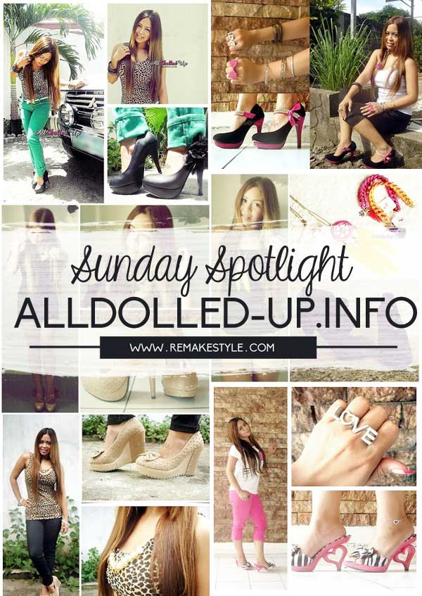 Sunday Spotlight: AllDolled-Up.info