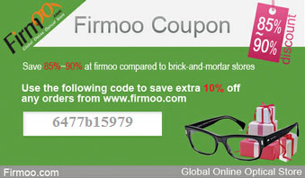 Firmoo Discount Coupon