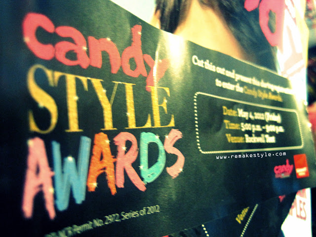 Candy Style Awards 2012