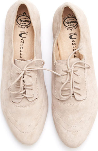 Oxford Shoes – The Shoe Trend