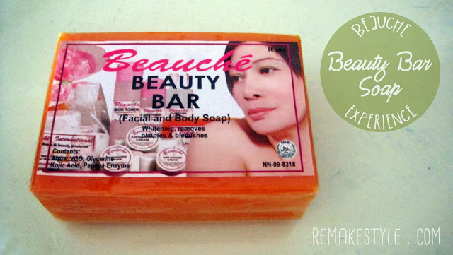 Beauche Beauty Bar Soap Experience