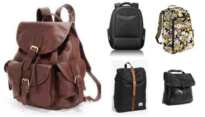 Top 5 Backpacks for You this 2014