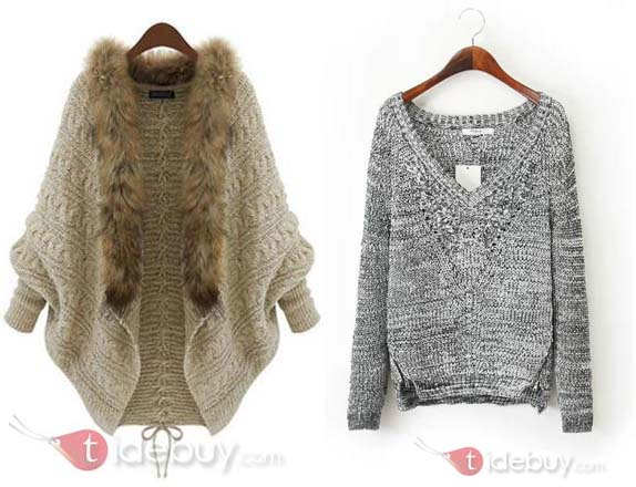 Creative Knitwear Trend for Christmas