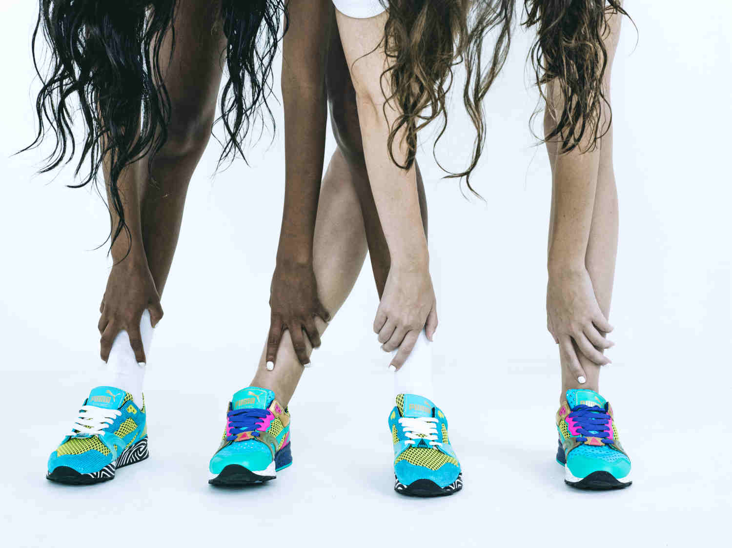 Puma Solange: The Search for the Perfect Sneaker Design