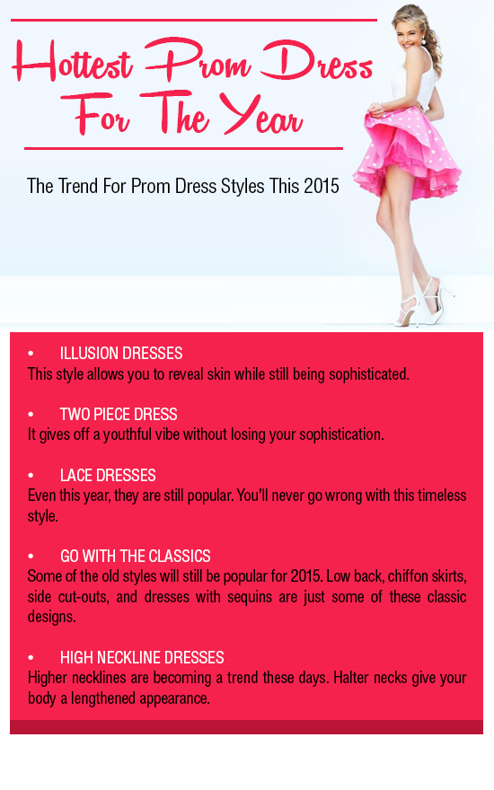 Hottest Prom Dresses For 2015