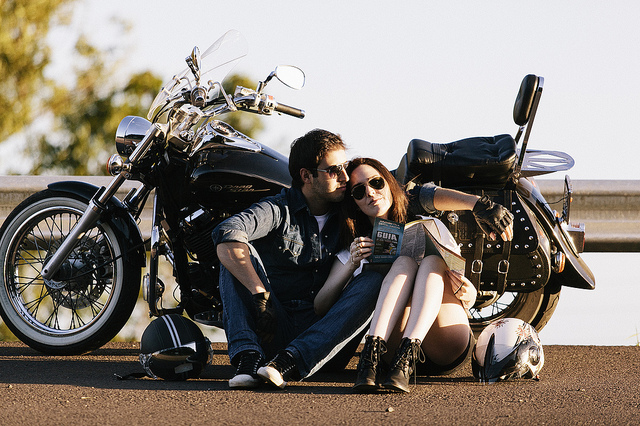 How to Dress Sharply When a Motorcycle is Your Main Mode of Transportation