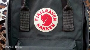 Fjallraven Kanken Mini Backpack Review