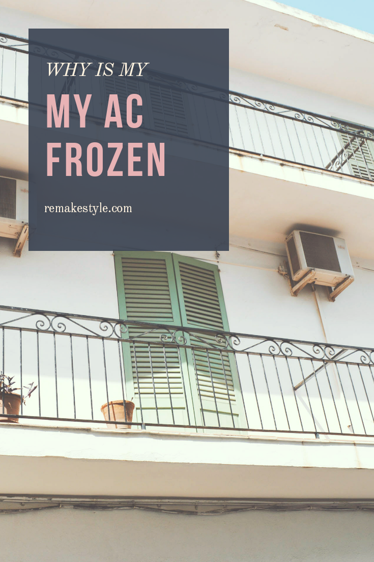 Why Is My AC Frozen Over?