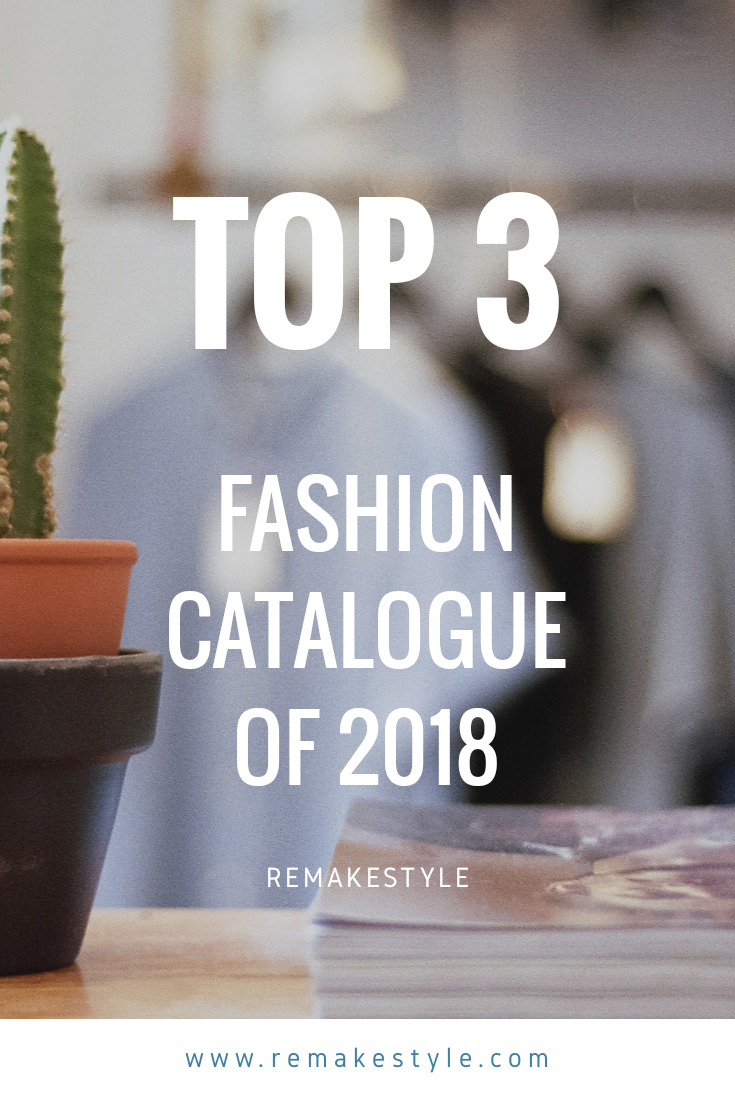 Top 3 Fashion Catalogues of 2018