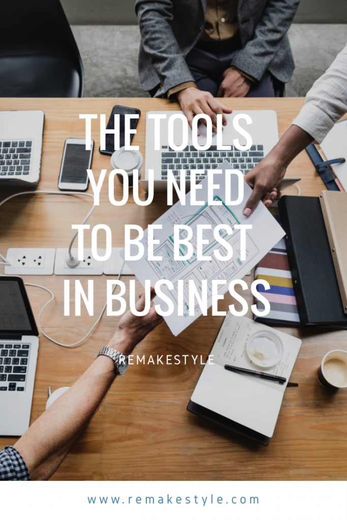 The Tools You Need to be Best in Business