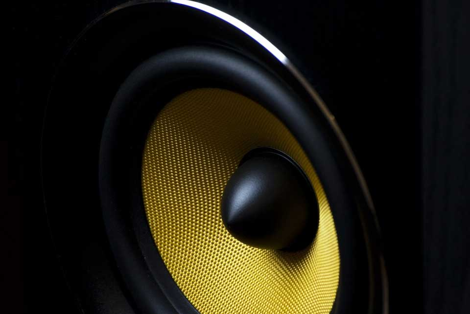 Yellow Audio Bass